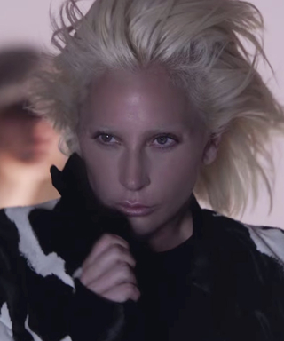 Watch Lady Gaga Strut Down the Catwalk in Tom Ford's Spring 2016 Show Music Video