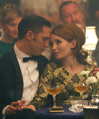 "Legend Star Emily Browning on the Deceptive Appeal of the Bad Boy: ""You Can't Change Them"""