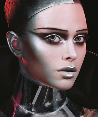 Recreate This Star Wars-Inspired Makeup Look for Halloween Using Our Simple GIF Guide