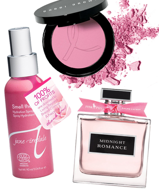 Shop These Pink Beauty Products to Support Breast Cancer Awareness Month