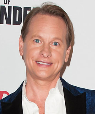 TV Personality Carson Kressley Opens Up About His Move to Broadway