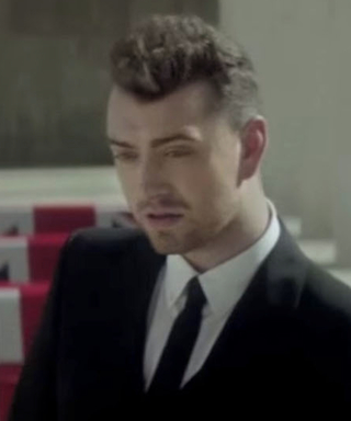 "Watch Sam Smith's Full Bond-Themed Music Video for ""Writing's on the Wall"""