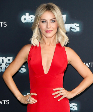 Get Julianne Hough's Brigitte Bardot Waves from Last Night's Dancing with the StarsEpisode