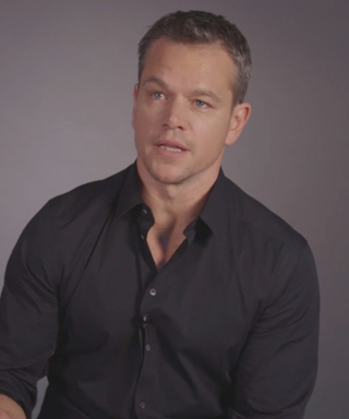 Watch Matt Damon and His Martian Co-Stars Explain How They're Helping Fight a Global Water Epidemic