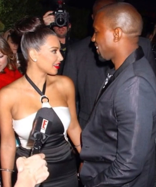 Kim Kardashian Shares a Photo From Her and Kanye West's First Date
