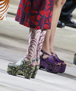 33 of the Best Shoes from Paris Fashion Week
