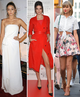 Gigi Hadid Explains Why Taylor Swift and Kendall Jenner Are Her Closest Celebrity BFFs