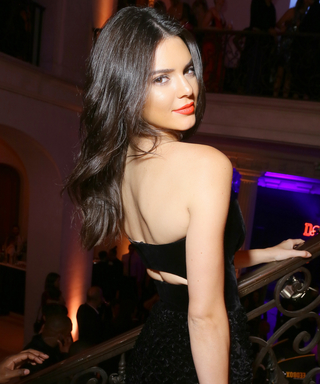 Kendall Jenner Celebrates Her 20th Birthday With Kim, Kanye, Kylie, Gigi, and More