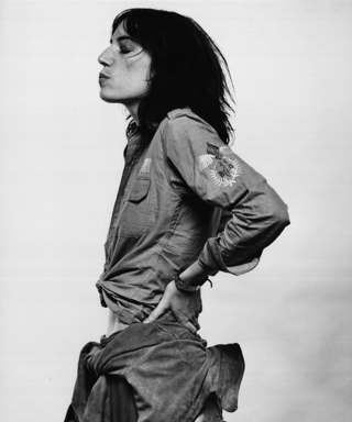We're Inspired by Patti Smith's Fierce Androgyny