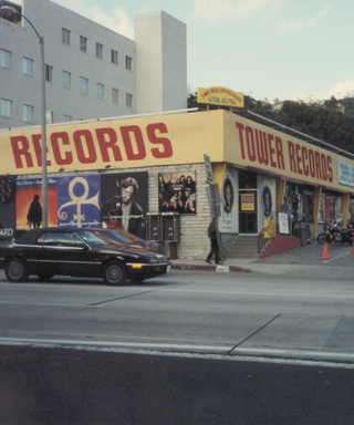 How Much Do You Miss Tower Records?