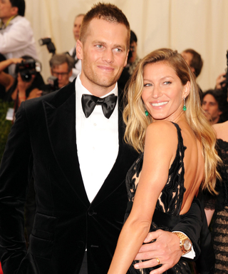 Tom Brady's Festive Christmas Photo Has a Sweet Message for Gisele Bündchen