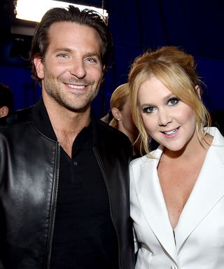 "Bradley Cooper on ""Engagement"" to Amy Schumer: ""I Thought It Was Going to Be a Secret!"""