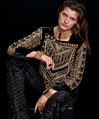 See the Full Balmain x H&M Lookbook Here