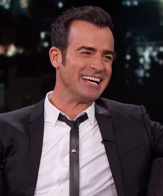 Why Justin Theroux Revealed How This Guest Cried at His Wedding to Jennifer Aniston