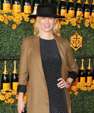 January Jones Reveals Her Adorable Mother-Son Halloween Costume Plans