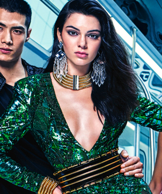Watch Kendall Jenner Bust a Move in This Balmain x H&M Campaign Video