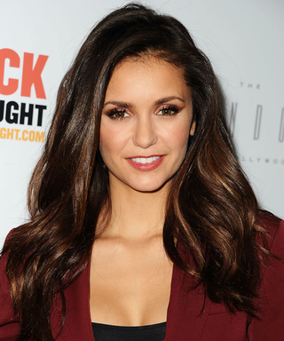 """Nina Dobrev's Motivating Advice for Girls: """"Have Fun, Be Silly, Be Carefree"""""""