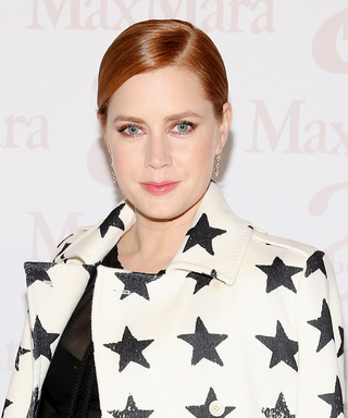 Amy Adams Shares the Advice She'd Give Her Younger Self