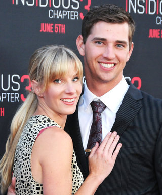 Glee's Heather Morris Gives Birth to Baby No. 2