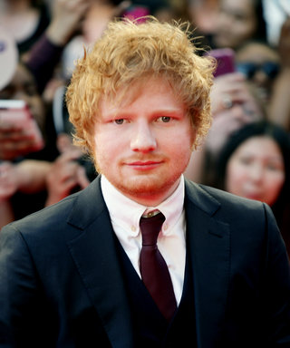 Overachiever Ed Sheeran Delivers 2 Brand-New Songs