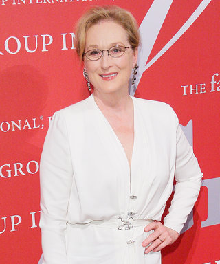 Meryl Streep Pays Tribute to Lanvin's Alber Elbaz as Only She Can