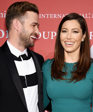 Justin Timberlake and Jessica Biel Look So in Love During a Night Out
