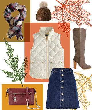 What to Wear to Go Pumpkin Picking