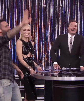 Watch All The Voice Coaches Make Each Other Sing on The Tonight Show