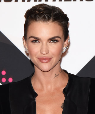 All the Details on Ruby Rose's BeautyLook From the 2015 MTV European Music Awards