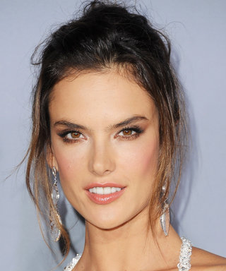 """Alessandra Ambrosio Explains Why Applying Makeup Is """"Way Harder"""" for Models"""