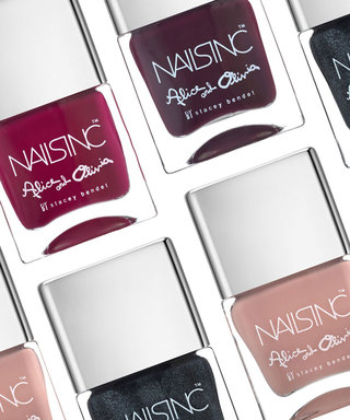 Alice + Olivia Is Launching a Collection with Nails Inc!
