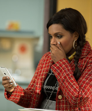 See Salvador Perez's New Mindy-Inspired Coat Line on This Week's Episode of The Mindy Project!