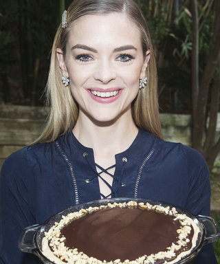 We Got Our Hands on the Recipe for Jaime King's Epic Peanut Butter Pie