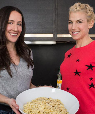 Cooking with a Can't Cook: Try Jessica Seinfeld's No-Fuss Fettuccine with Lemon Sauce