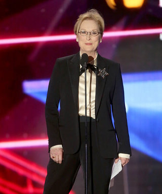 Meryl Streep Gives All Her Directors Love at the Britannia Awards