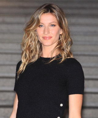Gisele Bündchen Does Post-Halloween Meditative Morning Yoga with Her Kids