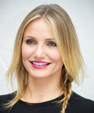 Cameron Diaz Embraces Her Laugh Lines on the Cover of Her New Book