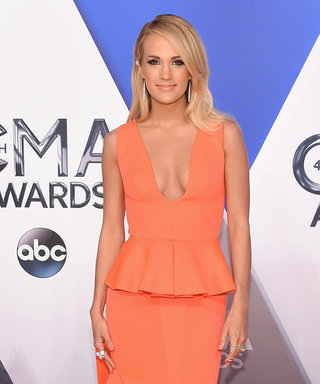See Justin Timberlake, Carrie Underwood, Miranda Lambert, and More Hit the 2015 CMA Awards Red Carpet