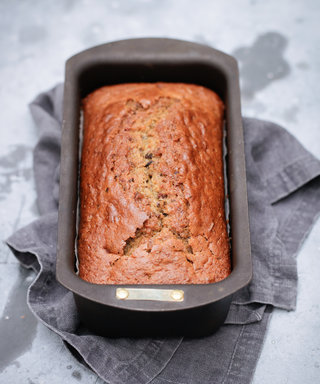 A Banana Bread Recipe that You Can Actually Eat for Breakfast