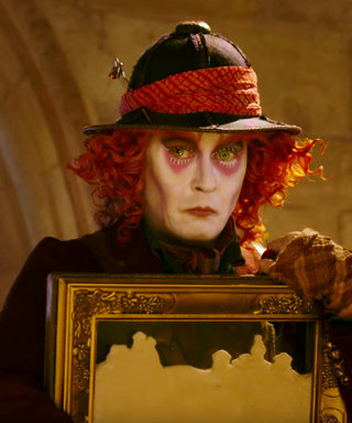 Watch the Fantastical First Alice Through the Looking Glass Trailer