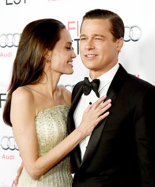 Need a Pick-Me-Up After Watching By the Sea? See Brad Pitt and Angelina Jolie's Cutest Couple Moments