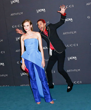 See Jared Leto's Epic Photobomb of Diane Kruger on the Red Carpet