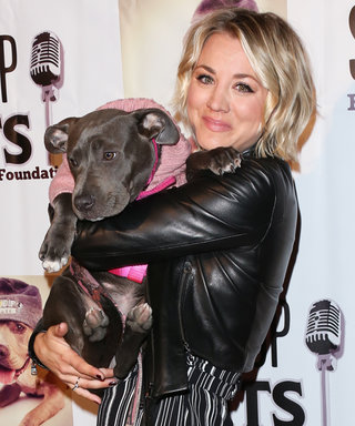 Kaley Cuoco Gets Emotional About Her Beloved Pets at Stand Up for Pits Event