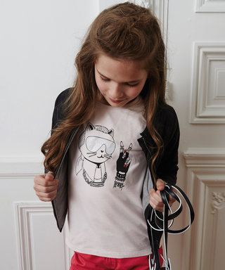 Get Your Hands on Karl Lagerfeld's Kids Collection Now