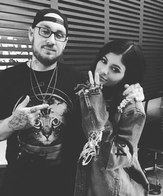 Kylie Jenner Gets a Brand New Tattoo and Gives One Back to Her Tattoo Artist
