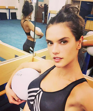 This Is How Victoria's Secret Models #TrainLikeAnAngel for the Fashion Show