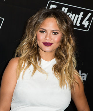 Chrissy Teigen's Newest Selfie Shows Off Her Sizeable Baby Bump