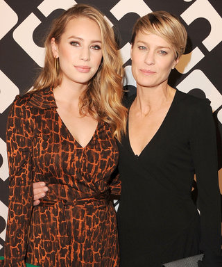 5 Times Dylan Penn and Robin Wright Were Mother-Daughter Twins
