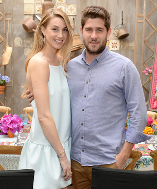 See Whitney Port's Gorgeous (and Totally Unique) Wedding Gown