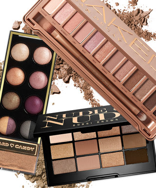 50 Shades of Nude: The Best Nude Eye Shadow Palettes at Every Price Point